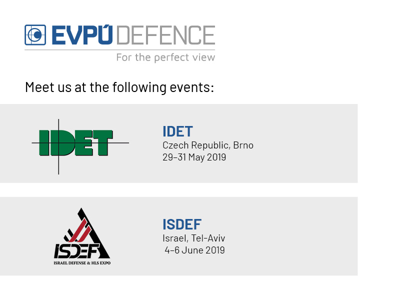 Invitation IDET and ISDEF 2019