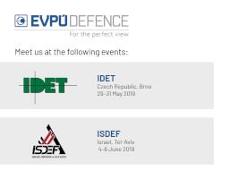 Invitation to IDET 2019 in Czech Republic and ISDEF 2019 in Israel