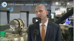 New video showing our military products at IDET 2019