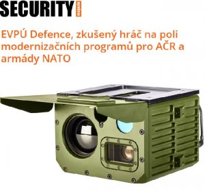 Read about us: EVPÚ Defence, experienced player in field of modernization programs for the Czech Army and NATO