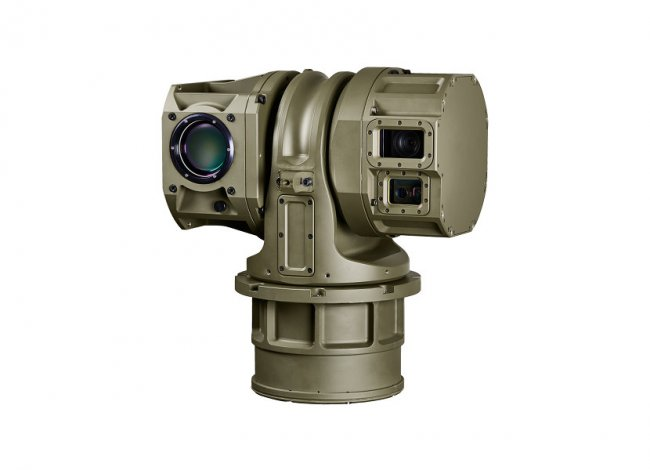 CMS-1 Weapon Station Commander Sight